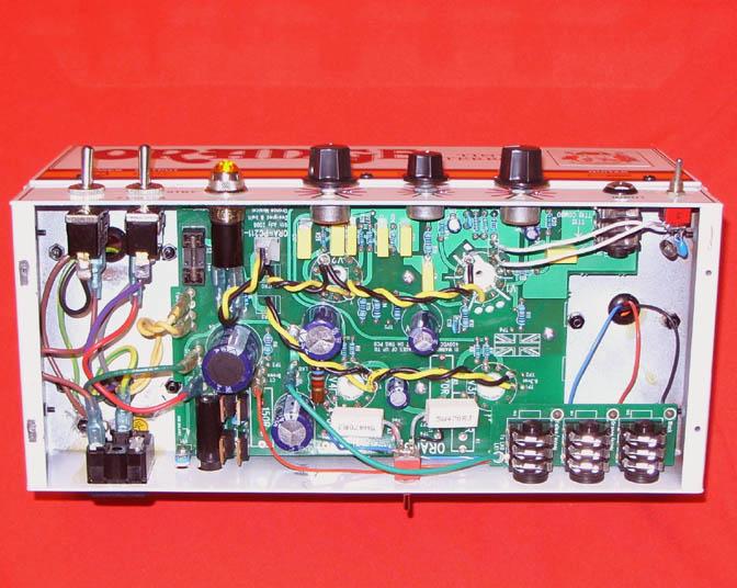 peavey amplifier schematics power amplifier circuits