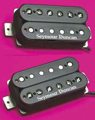 The Seymour Duncan Pickup Store - Buy Seymour Duncan pickups for ...