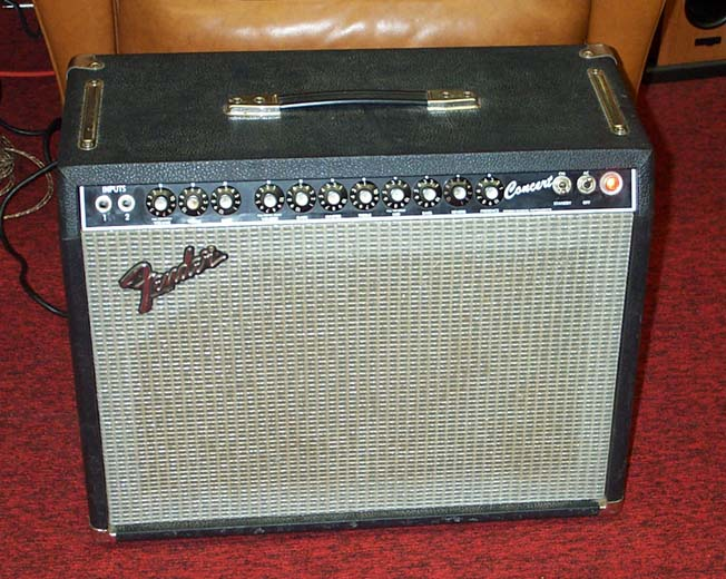 Fender Concert 1983 Era