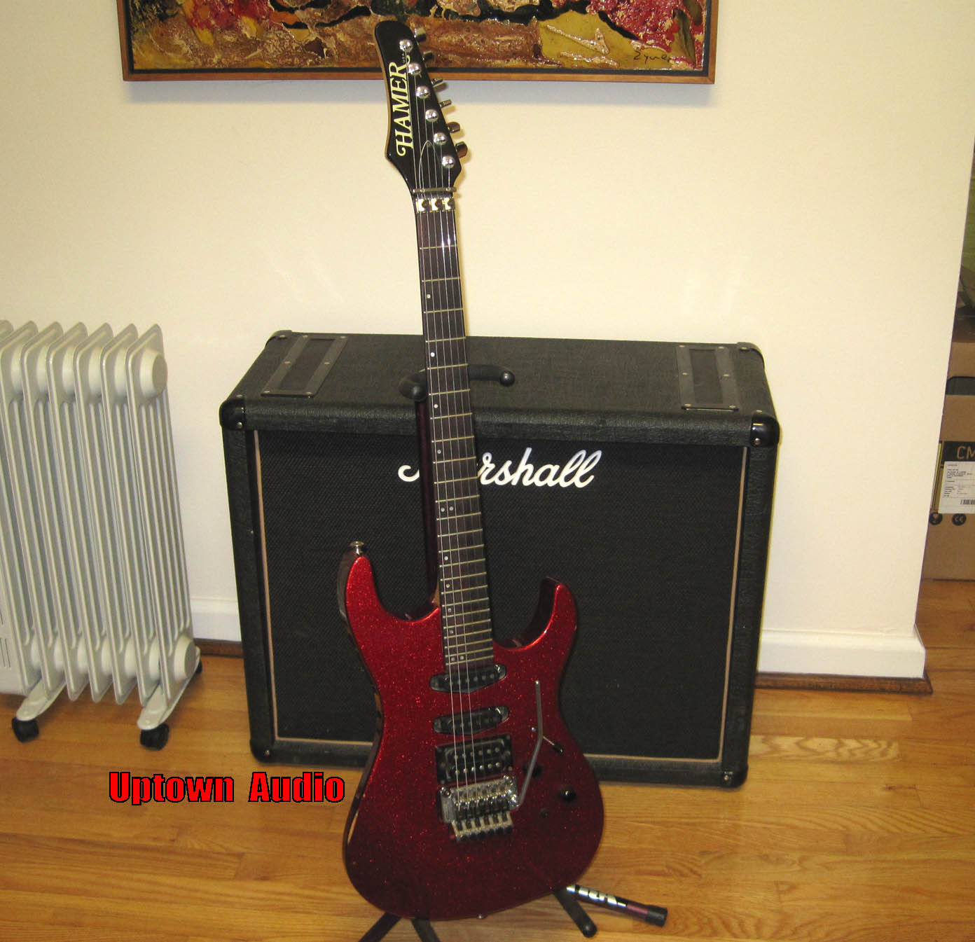used guitars amps rh uptownaudio com Slammer by Hamer Guitars Slammer by Hamer Guitars